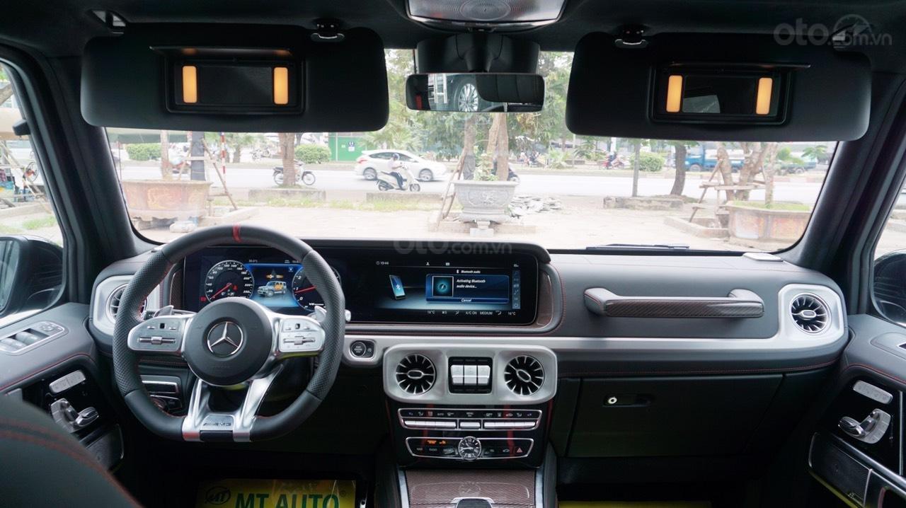 Bán Mercedes G63 AMG Normal sx 2019, màu đen, mới 100% LH: 0982.84.2838 (9)