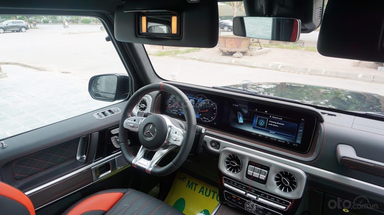 Bán Mercedes G63 AMG Normal sx 2019, màu đen, mới 100% LH: 0982.84.2838 (7)