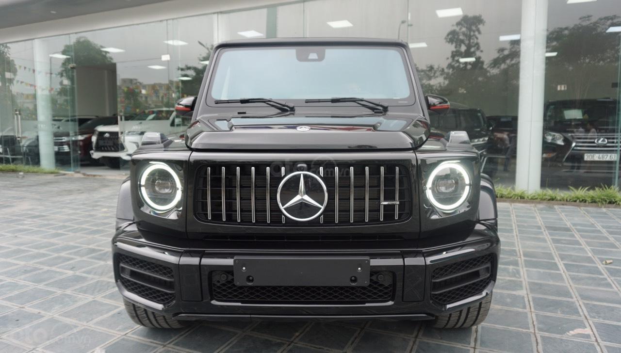 Bán Mercedes G63 AMG Normal sx 2019, màu đen, mới 100% LH: 0982.84.2838 (1)
