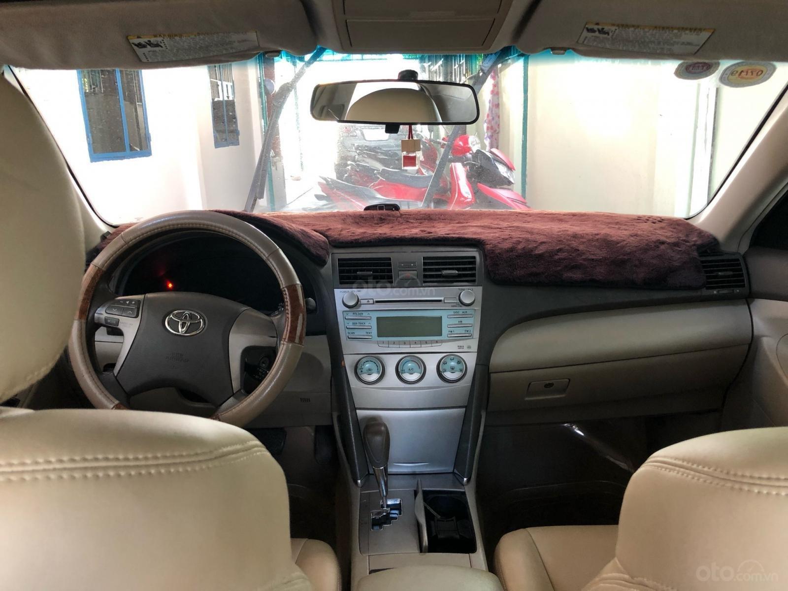 Cần bán xe Toyota Camry 2007 nhập khẩu Mỹ, máy 3.5, màu kem, đi được 90.000km-4