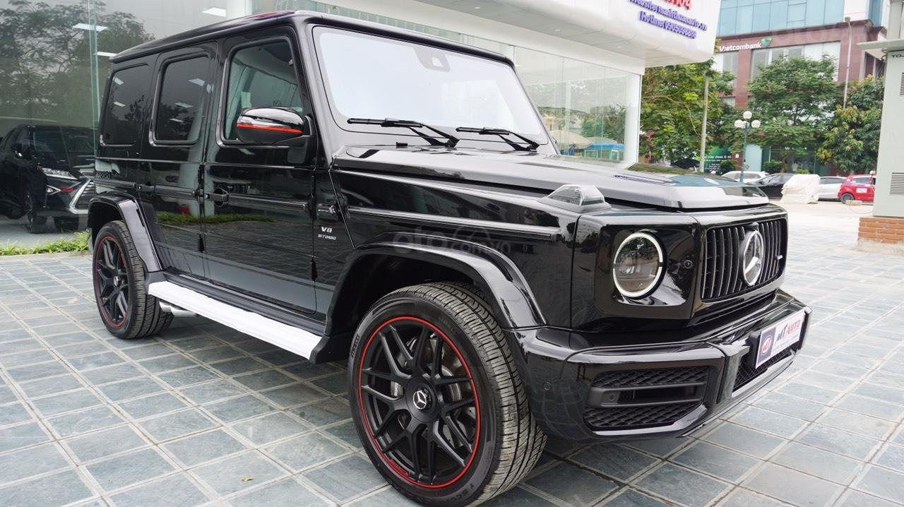 Bán Mercedes AMG G63 Edition 1 sản xuất 2019, giao ngay LH 0945.39.2468-2