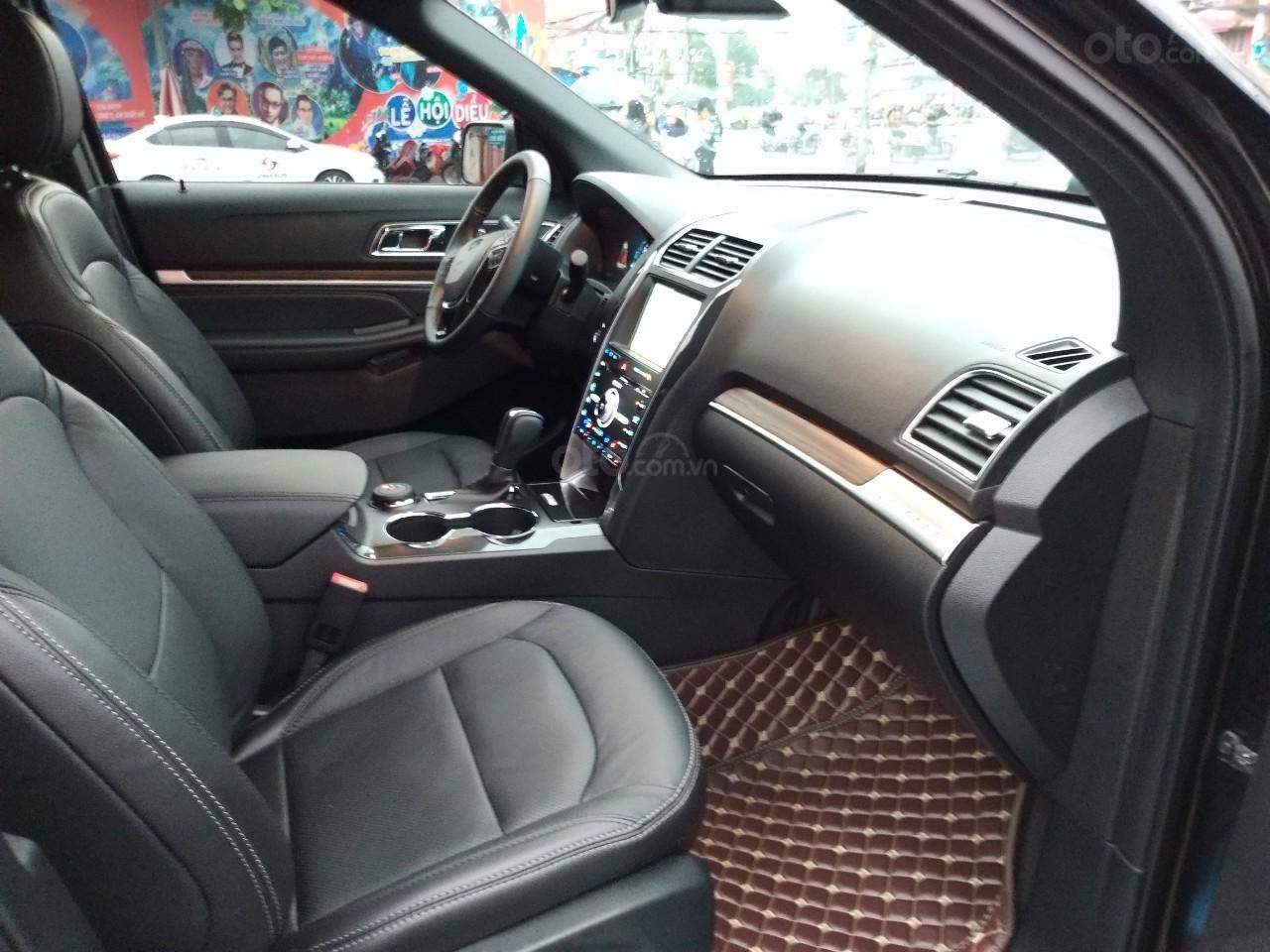 Ford Explorer hàng Limited model 2019, màu đen, xe nhập cực mới 99,9%, mới toanh như xe thùng. Giá chỉ 2 tỷ 160 triệu-3