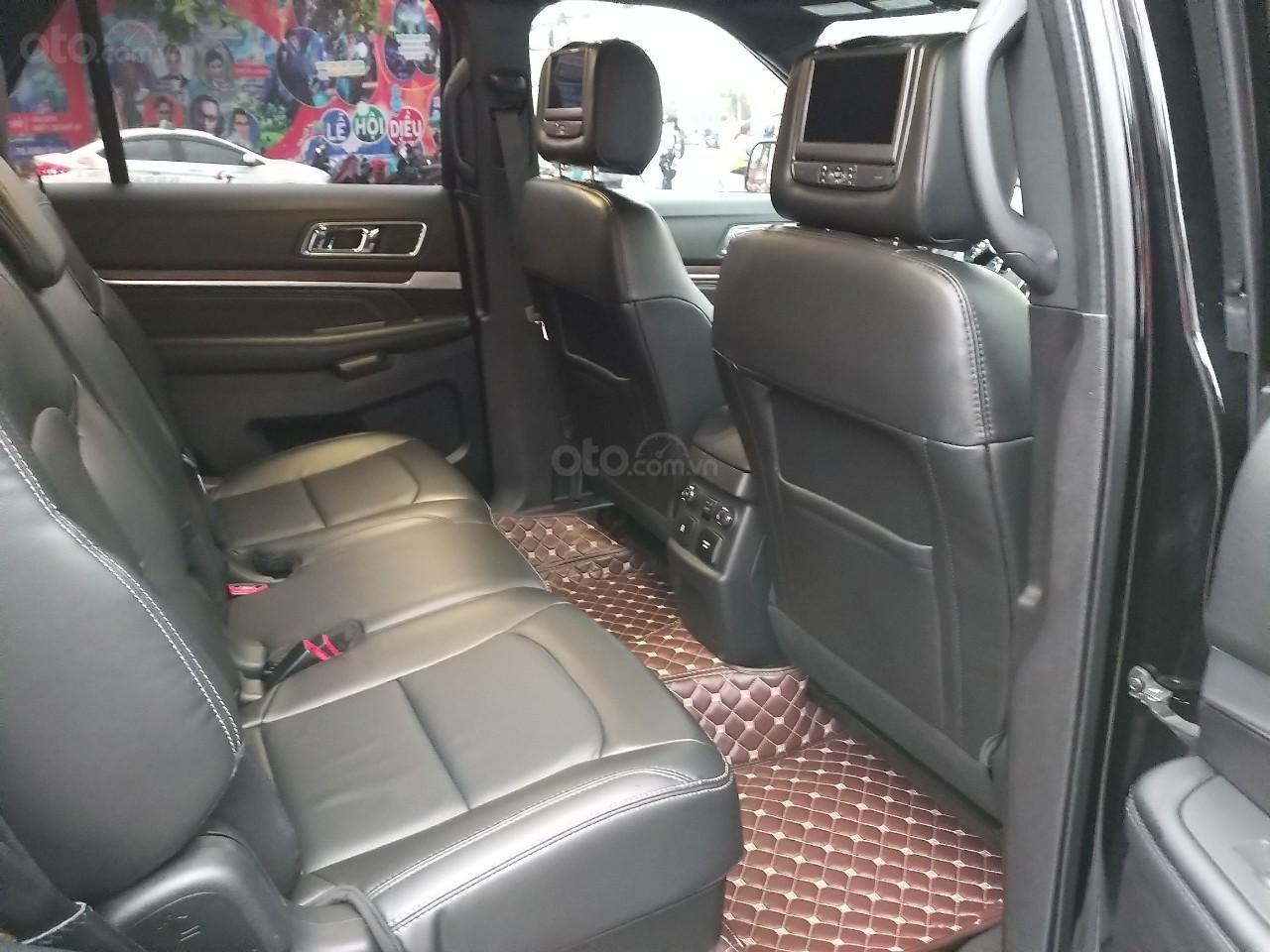 Ford Explorer hàng Limited model 2019, màu đen, xe nhập cực mới 99,9%, mới toanh như xe thùng. Giá chỉ 2 tỷ 160 triệu-5