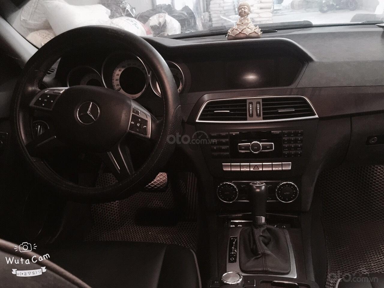 Bán Mercedes C250 1.8 AT đời 2014, màu trắng chính chủ-3