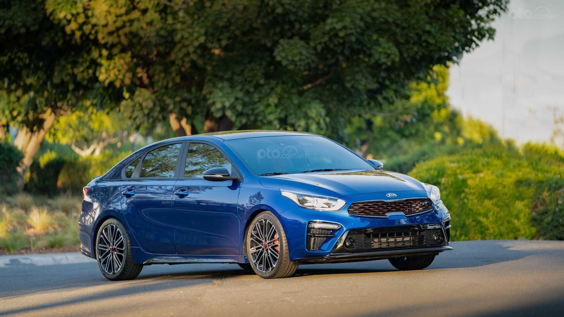 Kia Forte GT 2019.