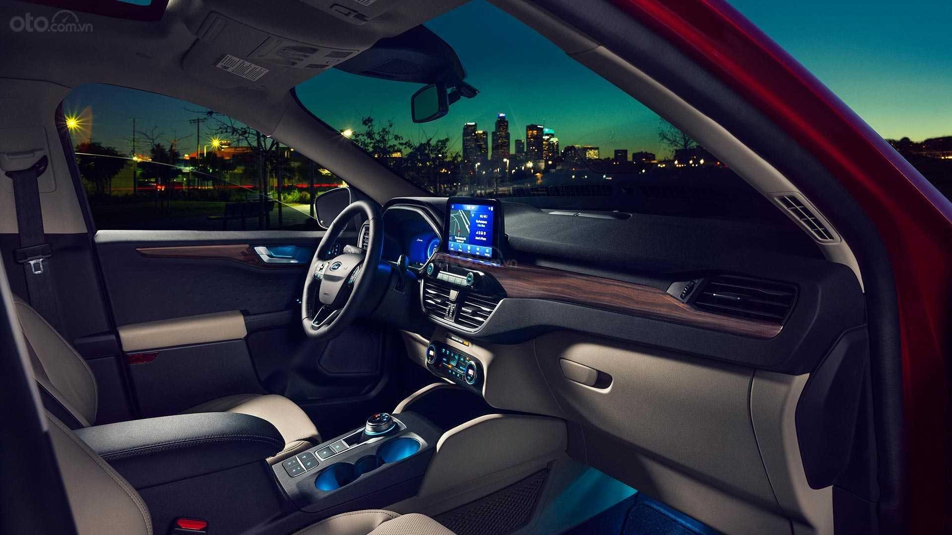 Nội thất Ford Escape 2020 2