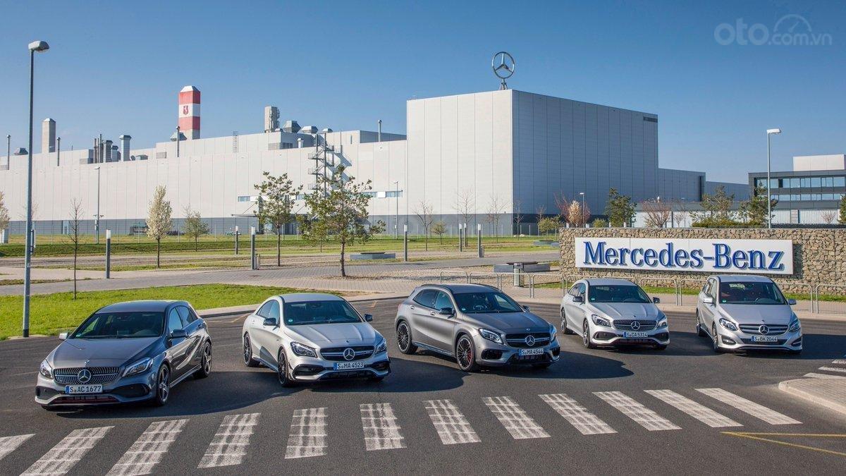 Doanh số xe tháng 5/2019 của Mercedes-Benz cỡ nhỏ cũng có các chuyển biến tích cực