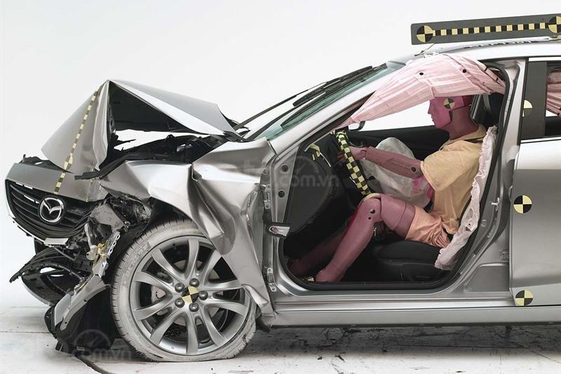 Mazda 6 2019 an toàn chuẩn Mỹ