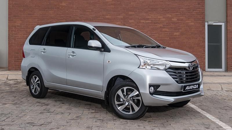 Toyota Avanza 2019 tại Việt Nam...