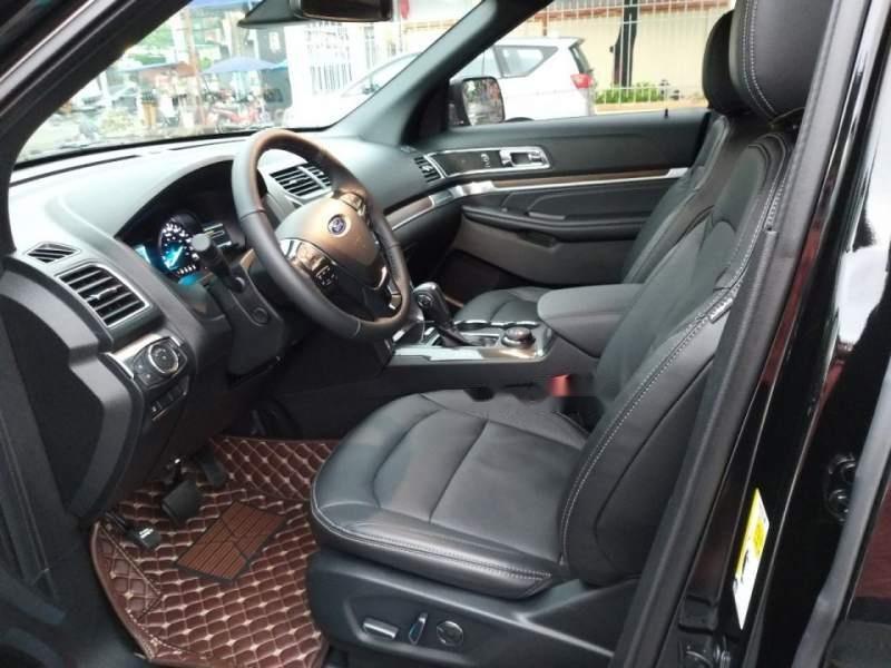 Bán Ford Explorer Limited đời 2019, màu đen, nhập khẩu (4)