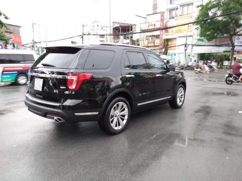 Bán Ford Explorer Limited đời 2019, màu đen, nhập khẩu (2)