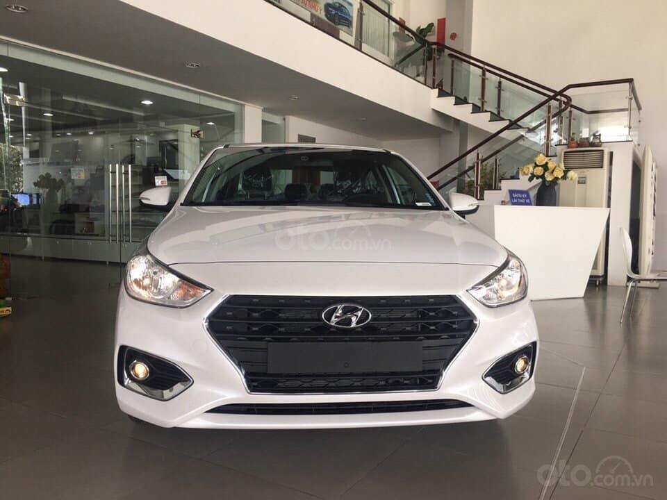 Bán Hyundai Accent Base đủ các màu, tặng 10-15 triệu - nhiều ưu đãi - LH: 0964.8989.32 (1)