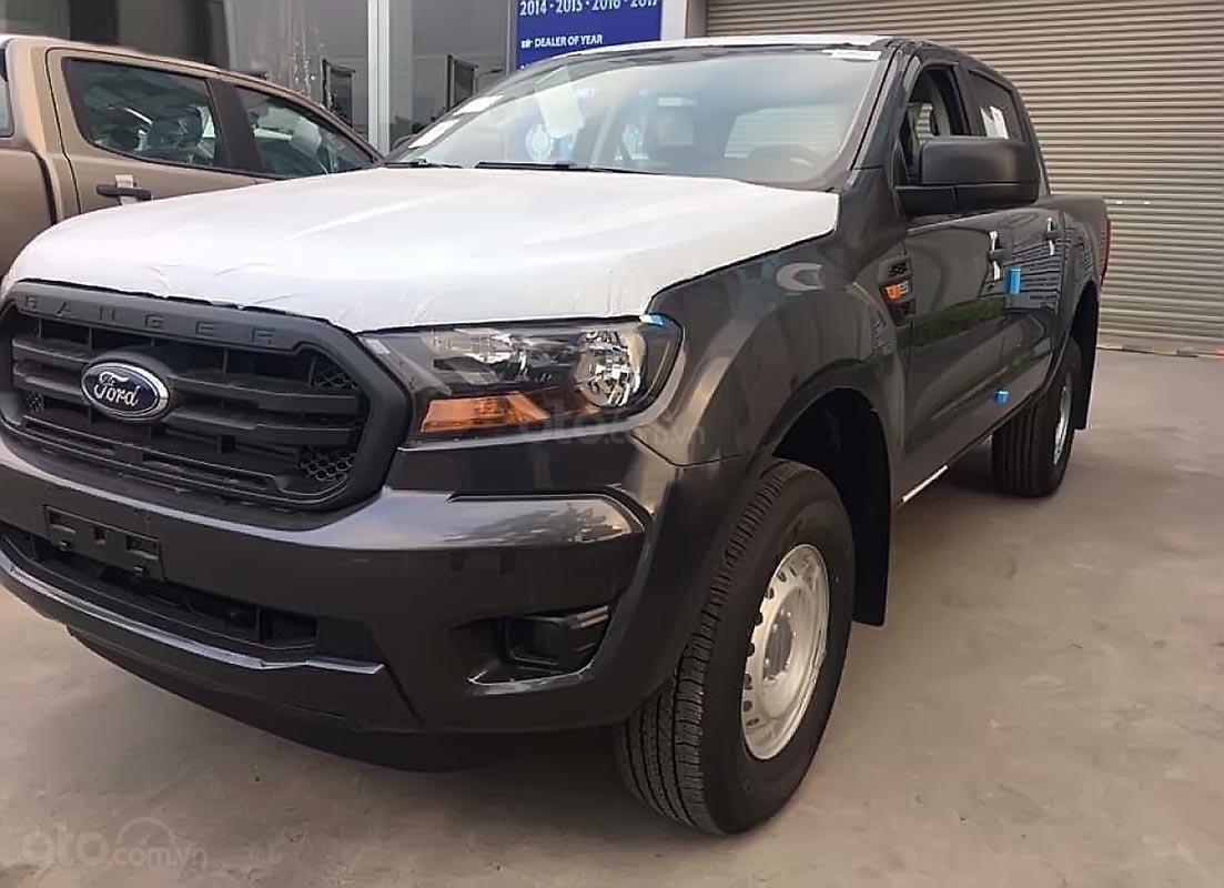 Bán ô tô Ford Ranger XL 2.2L 4x4 MT năm sản xuất 2018, xe nhập-0