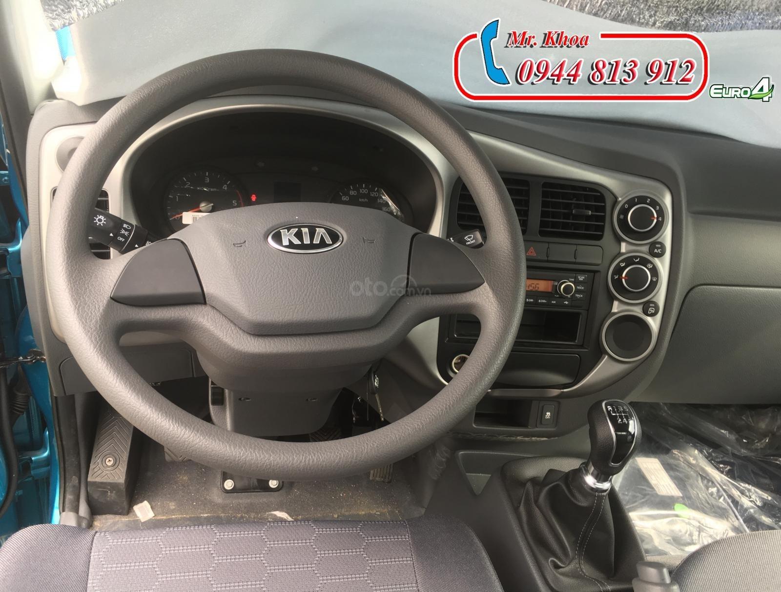 Bán Kia K250 động cơ Hyundai tải trọng 2.49 tấn, giá tốt tại Bình Dương, có hỗ trợ trả góp - LH: 0944.813.912 (6)