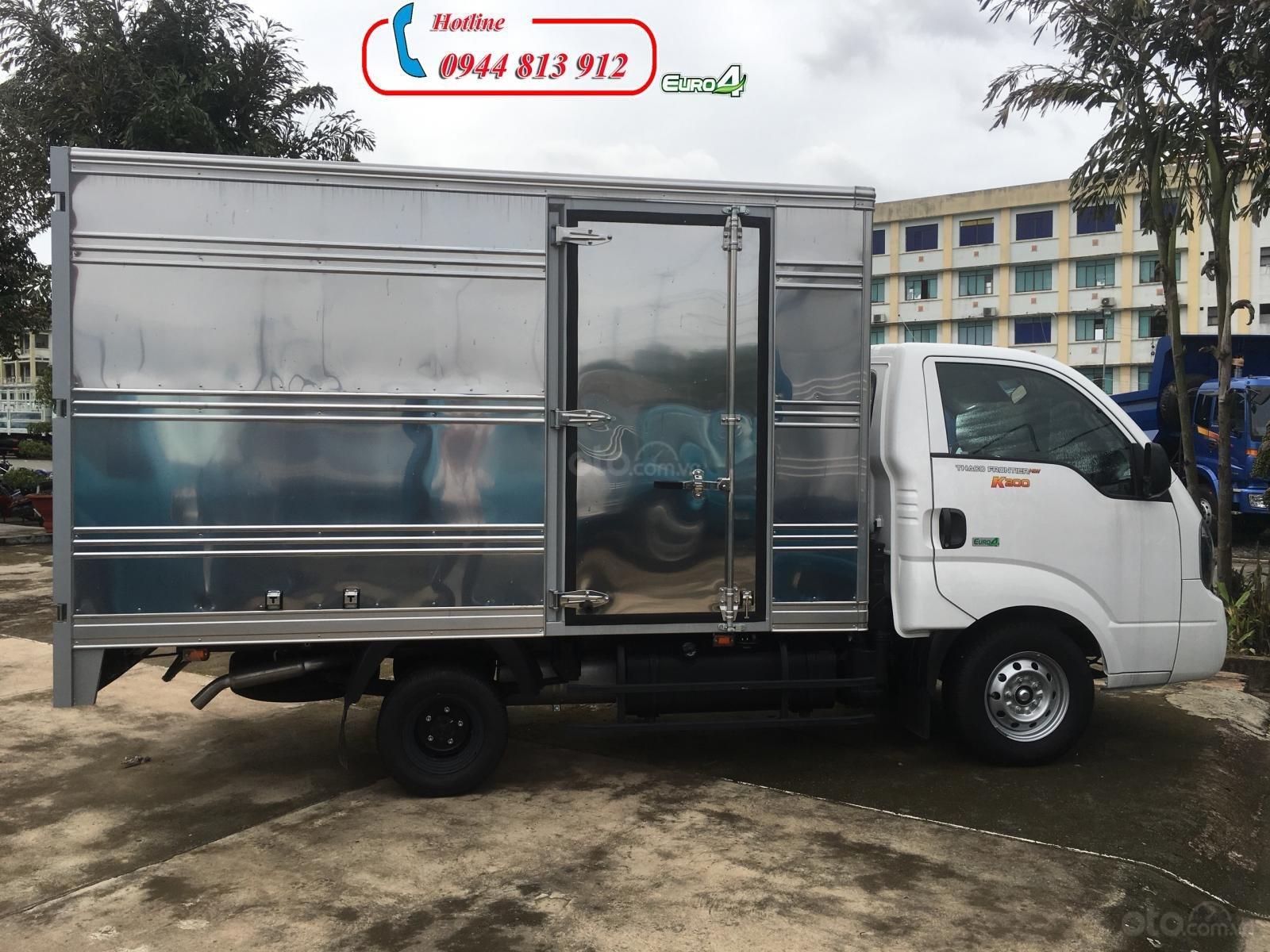 Xe tải 2 tấn, động cơ Hyundai, thùng kín - Thaco Kia K200 - Giao xe ngay tại Bình Dương - LH: 0944 813 912-2
