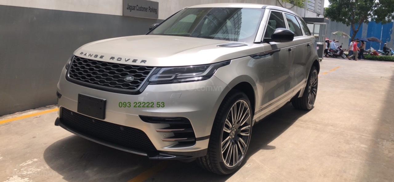 Chính chủ bán LandRover Range Rover Velar đời 2019, màu vàng đồng, xe nhập chính hãng, giá tốt (5)