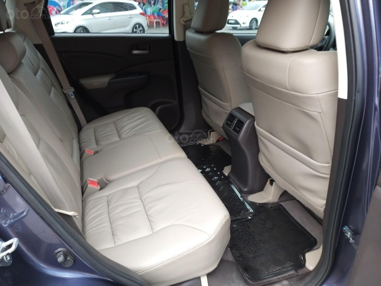 Honda CR V 2.0 AT model 2014, màu xanh, xe nhập cực mới, 700 triệu đồng-9