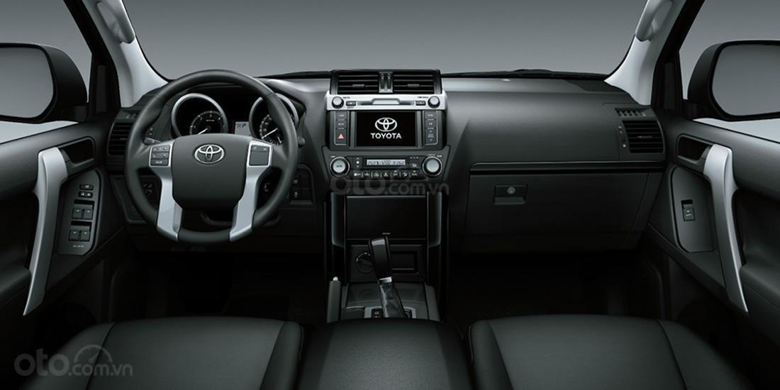 Thông số kỹ thuật xe Toyota Land Cruiser tại Việt Nam 3a