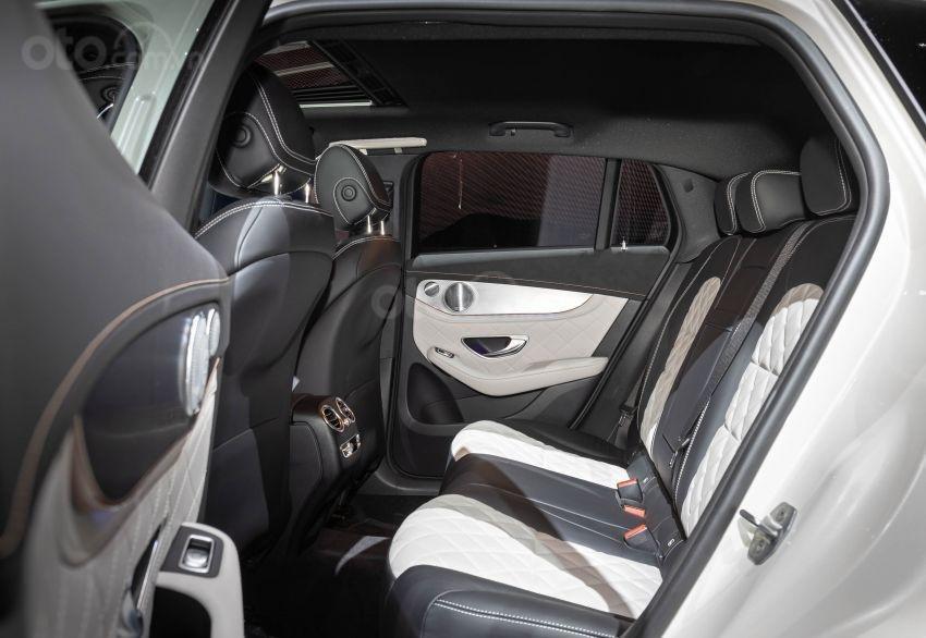 Mercedes-Benz EQC 2020 đảm bảo không gian thoải mái