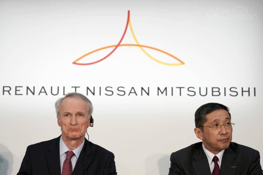 Quan hệ Nissan Renault đối mặt với thử thách