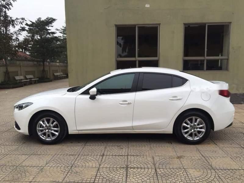 Bán Mazda 3 1.5AT năm 2017, màu trắng như mới (2)