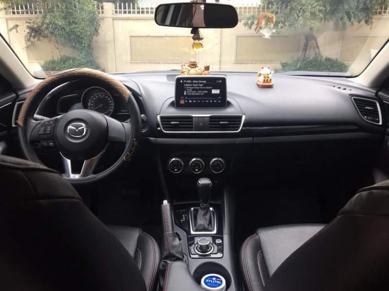 Bán Mazda 3 1.5AT năm 2017, màu trắng như mới (5)