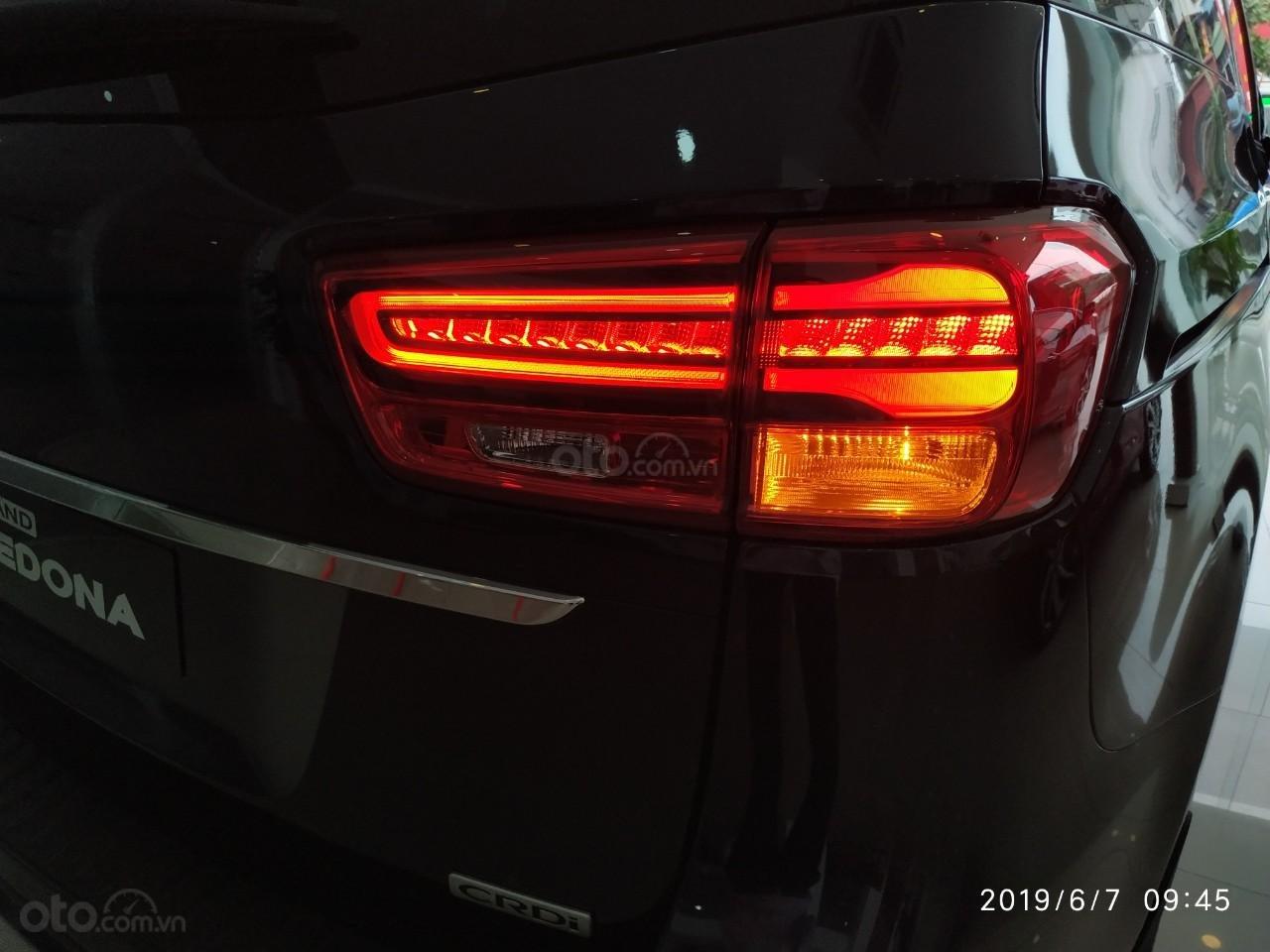 Bán ô tô Kia Sedona Luxury, Platinum D, Platinum G sản xuất năm 2019, màu xanh lam (6)