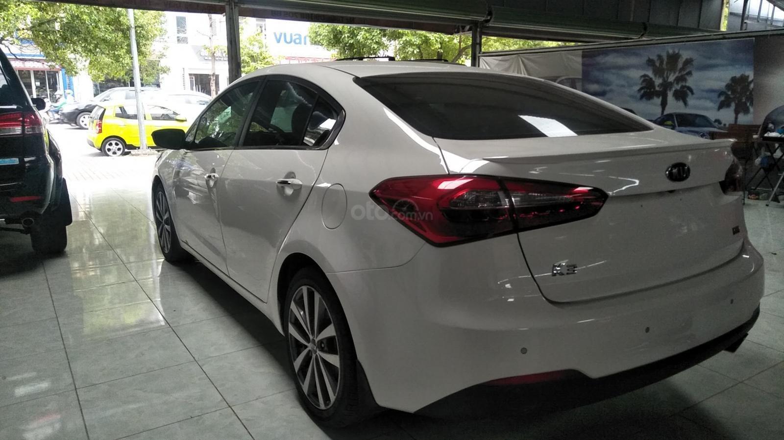 Bán ô tô Kia K3 đời 2013, màu trắng, 480 triệu (3)