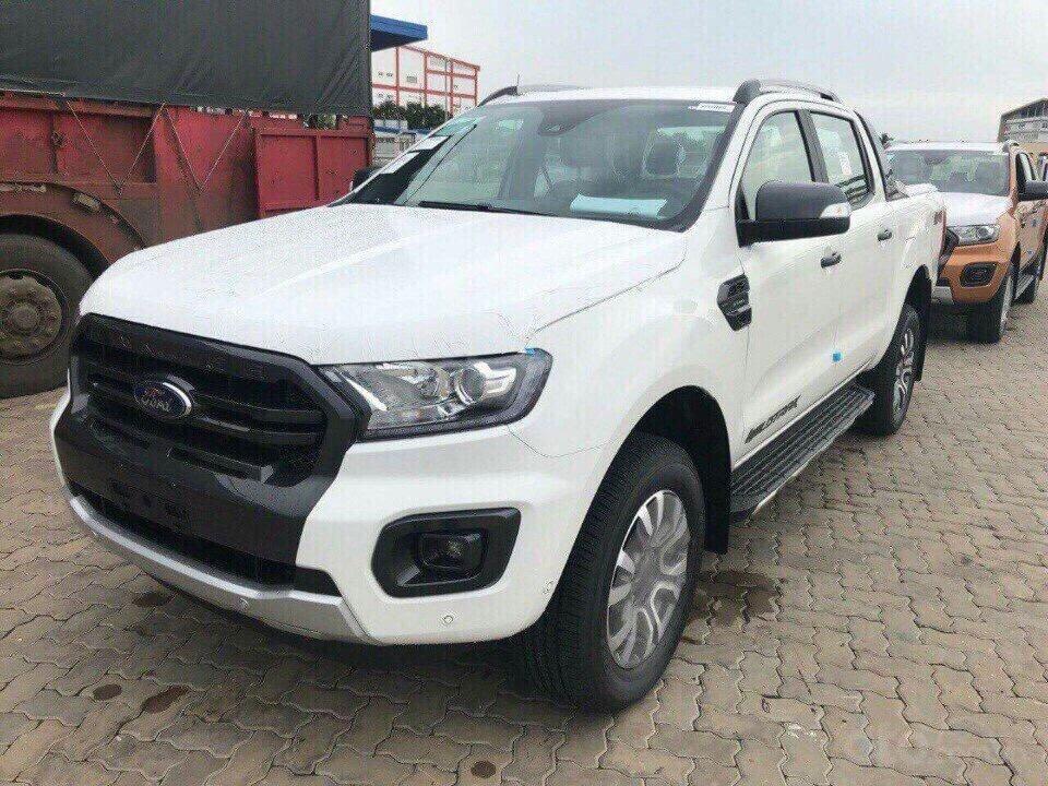 Cơ hội tốt mua được Ranger Wildtrak, XLT, XLS, XL 2.2L đời 2019, màu trắng, nhập khẩu nguyên chiếc giá chỉ từ 580tr (1)