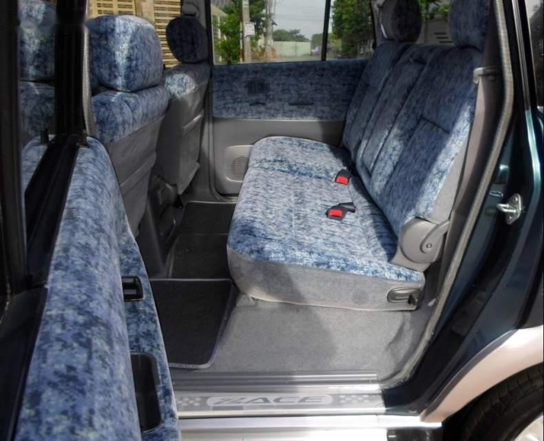 Cần bán Toyota Zace đời 2004, màu xanh lam, nhập khẩu nguyên chiếc   (3)