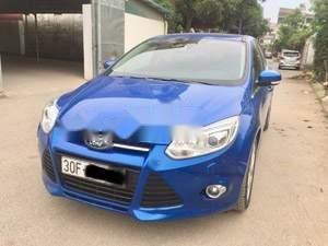 Cần bán lại xe Ford Focus sản xuất năm 2013, màu xanh lam, nhập khẩu nguyên chiếc chính chủ (6)