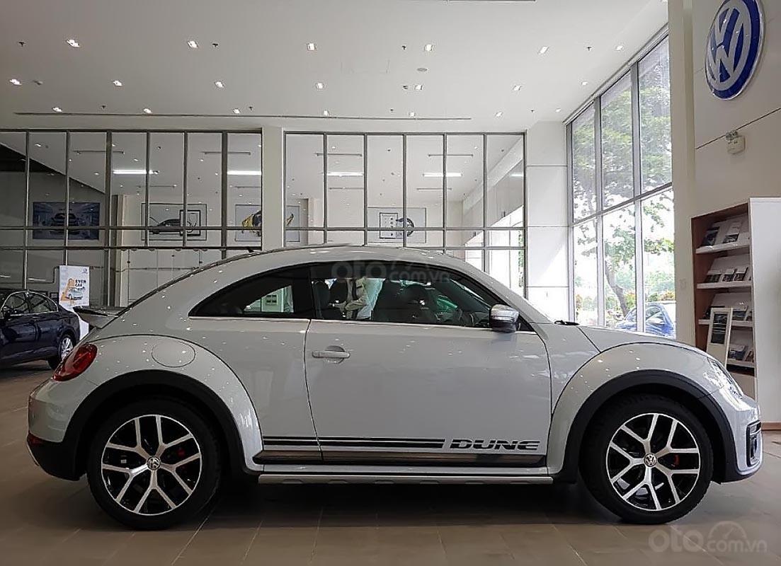Bán Volkswagen Beetle Dune 2.0 TSI bản Final 2019 - Thiết kế thiên hướng thể thao, lai Crossover cá tính-3