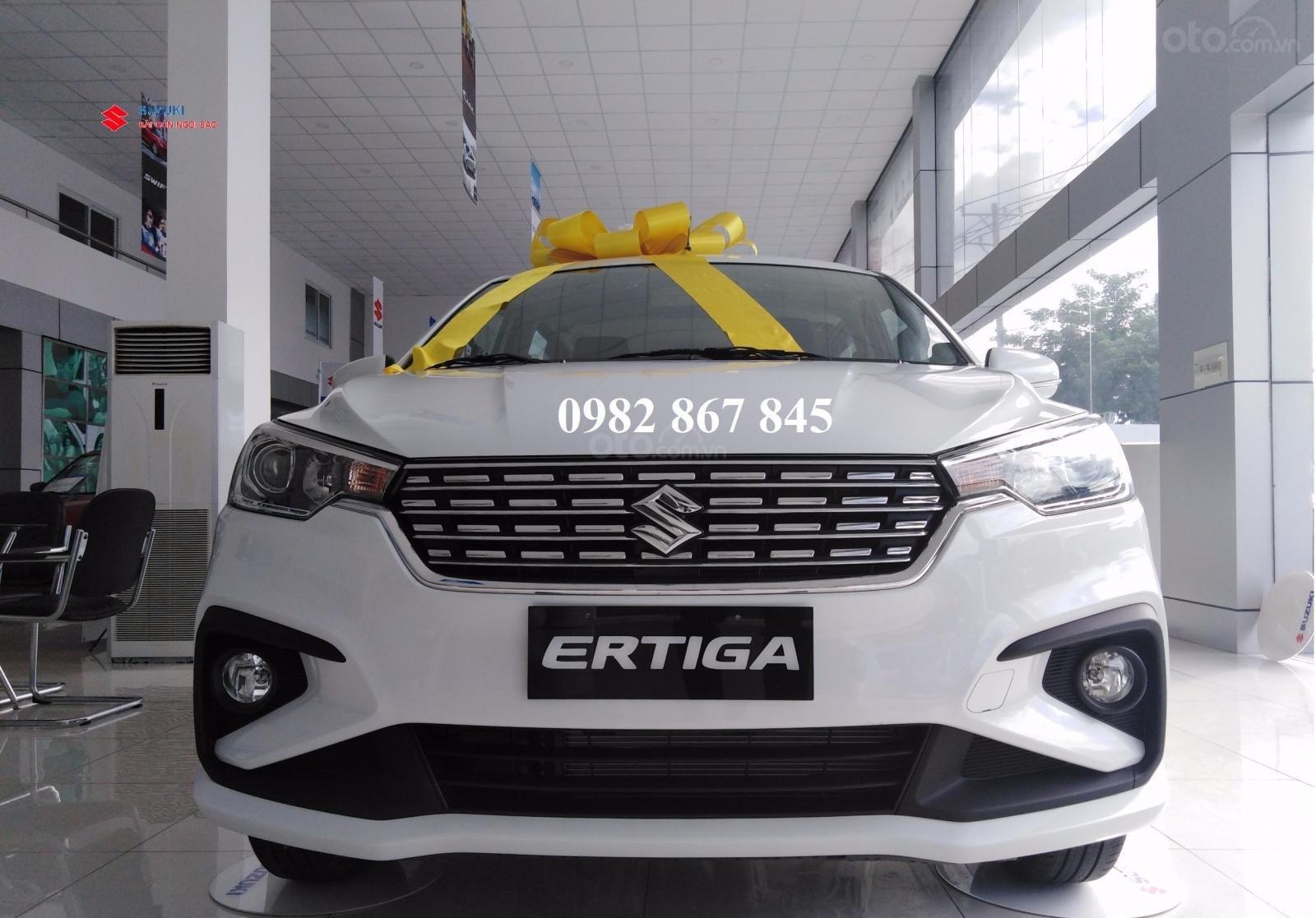 Bán Suzuki Ertiga 2019, hỗ trợ trả góp, giao ngay (2)