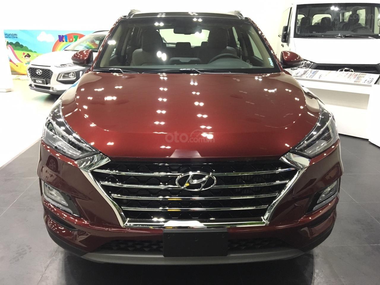 Hyundai Tucson 2019 giá tốt nhất thị trường, kèm nhiều ưu đãi, xe có sẵn giao ngay (2)