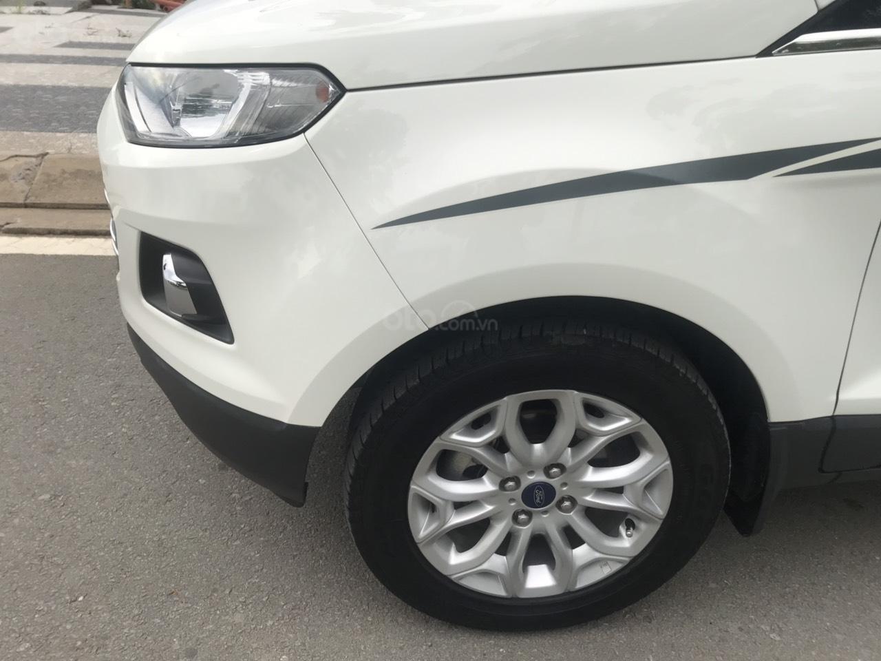 Bán Ford EcoSport Titanium 1.5 2017, màu trắng, trả góp đưa trước 170-200tr (2)