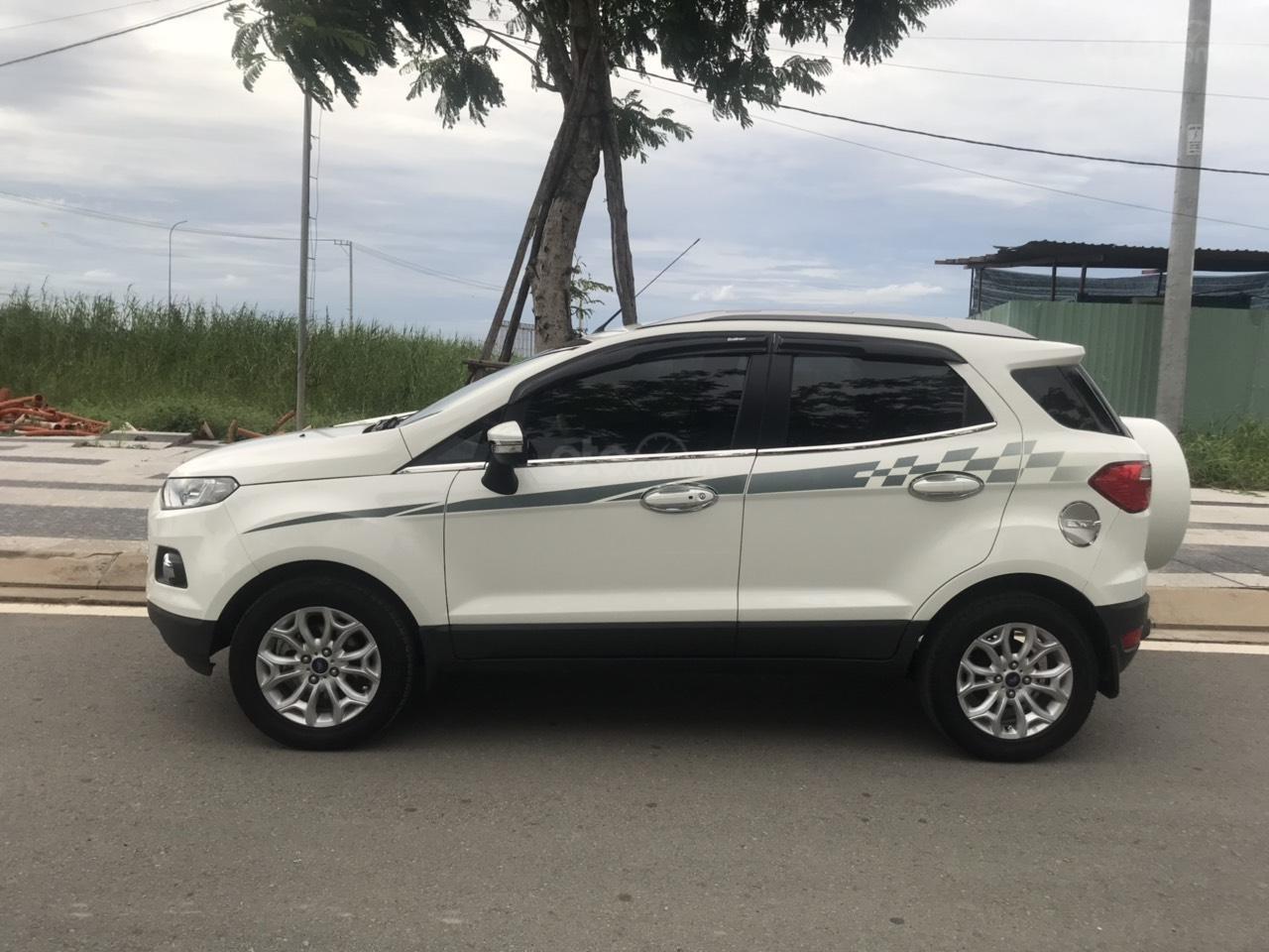 Bán Ford EcoSport Titanium 1.5 2017, màu trắng, trả góp đưa trước 170-200tr (4)
