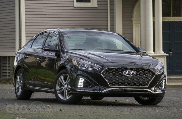 Hyundai Sonata 2019.