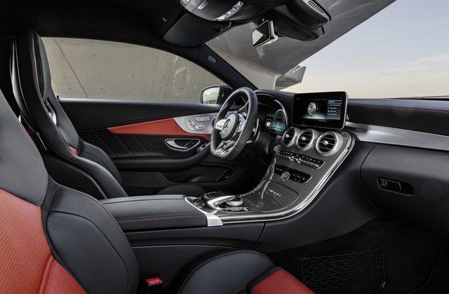Mercedes-AMG C 63..