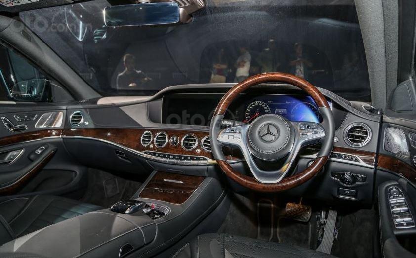 Mercedes-Benz S560e 2019 đáng với giá thành đề ra?