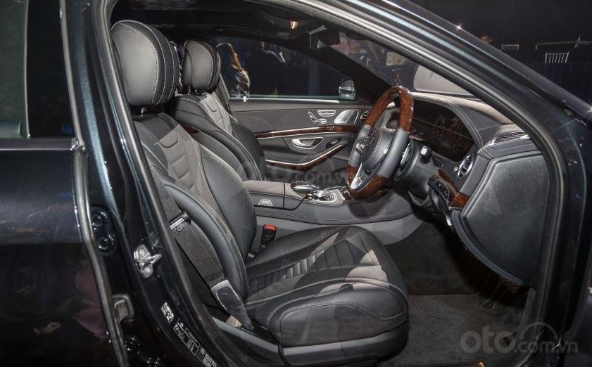 Mercedes-Benz S560e 2019 hybrid có nhiều lợi thế