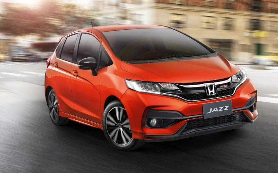 Xe Honda Jazz 2019