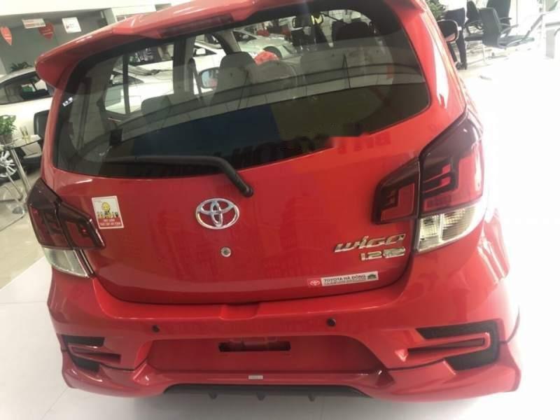 Bán Toyota Wigo 1.2L số tự động 2019 nhập nguyên chiếc-2