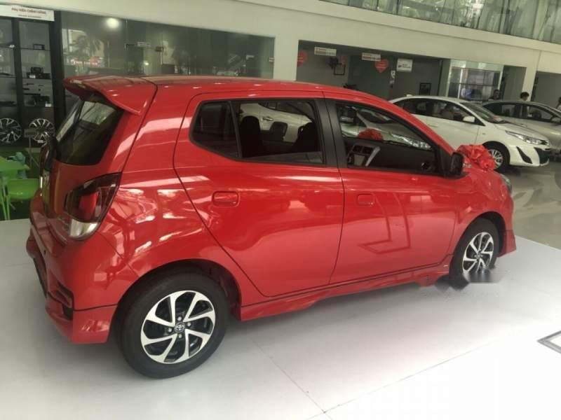 Bán Toyota Wigo 1.2L số tự động 2019 nhập nguyên chiếc-3
