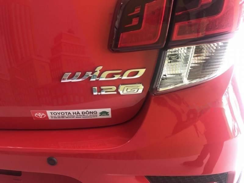 Bán Toyota Wigo 1.2L số tự động 2019 nhập nguyên chiếc-5