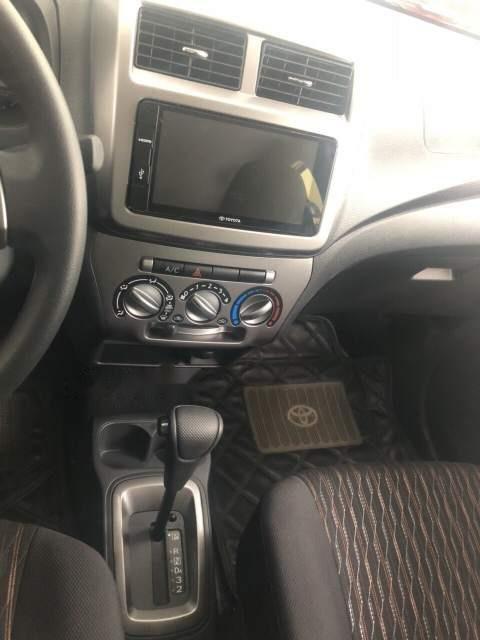 Bán Toyota Wigo 1.2L số tự động 2019 nhập nguyên chiếc-4