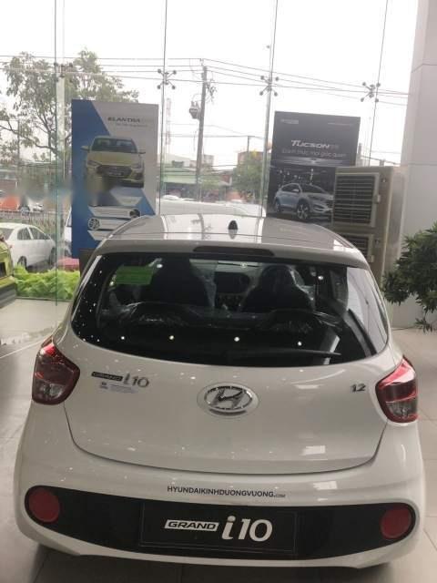 Bán xe Hyundai Grand i10 đời 2019, màu trắng, 330tr-2
