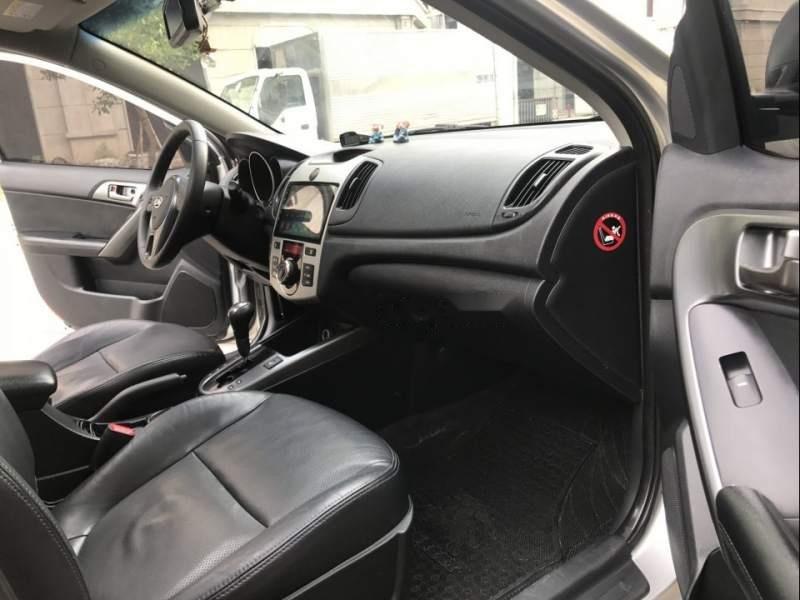 Bán xe Kia Forte Sli năm sản xuất 2010, màu bạc, xe nhập   (5)