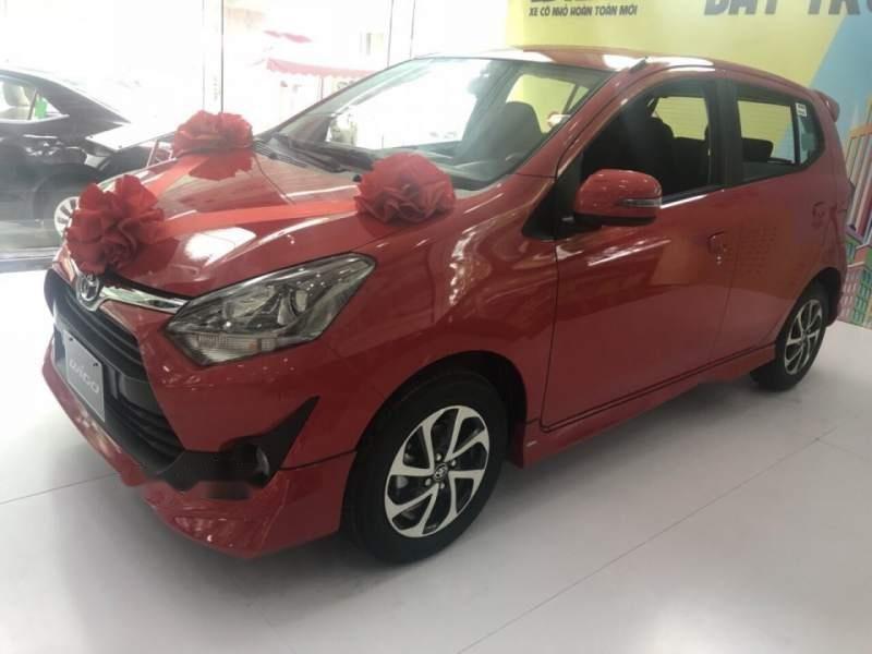 Bán Toyota Wigo 1.2L số tự động 2019 nhập nguyên chiếc-1