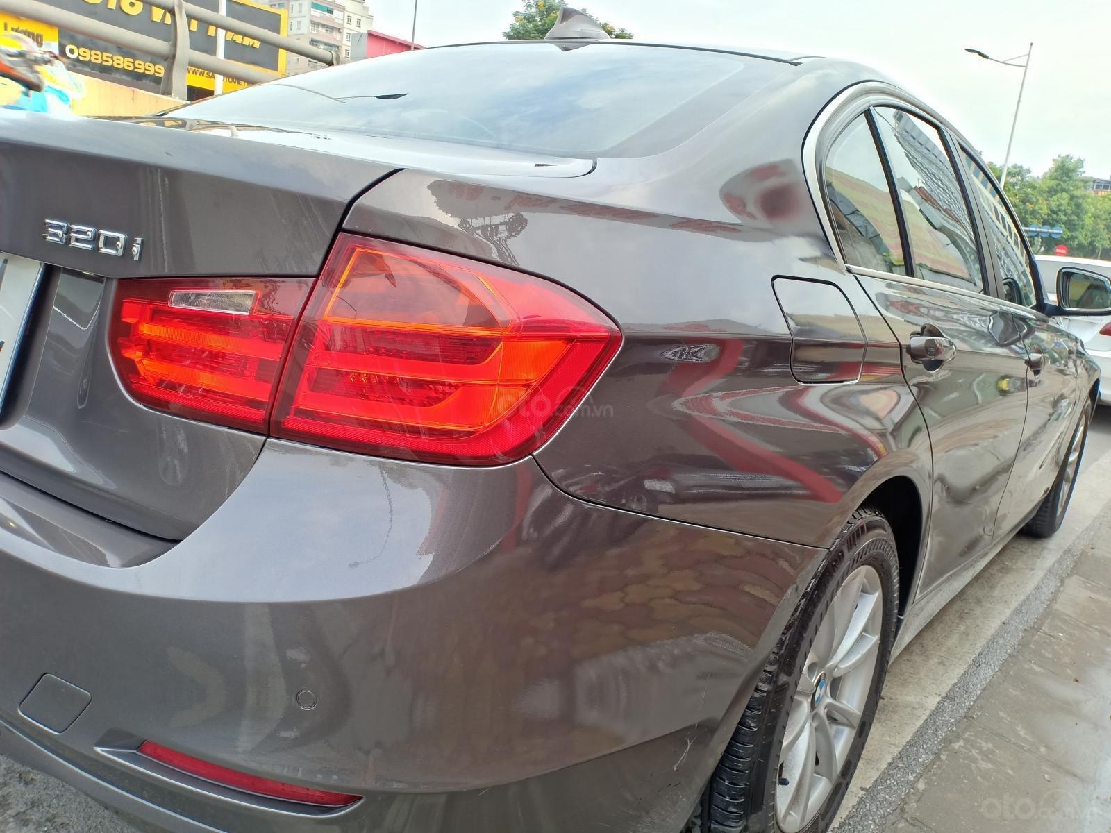 Cần bán xe BMW 3 Series 320i F30 đời 2015, màu nâu nhập Đức, 990tr-5