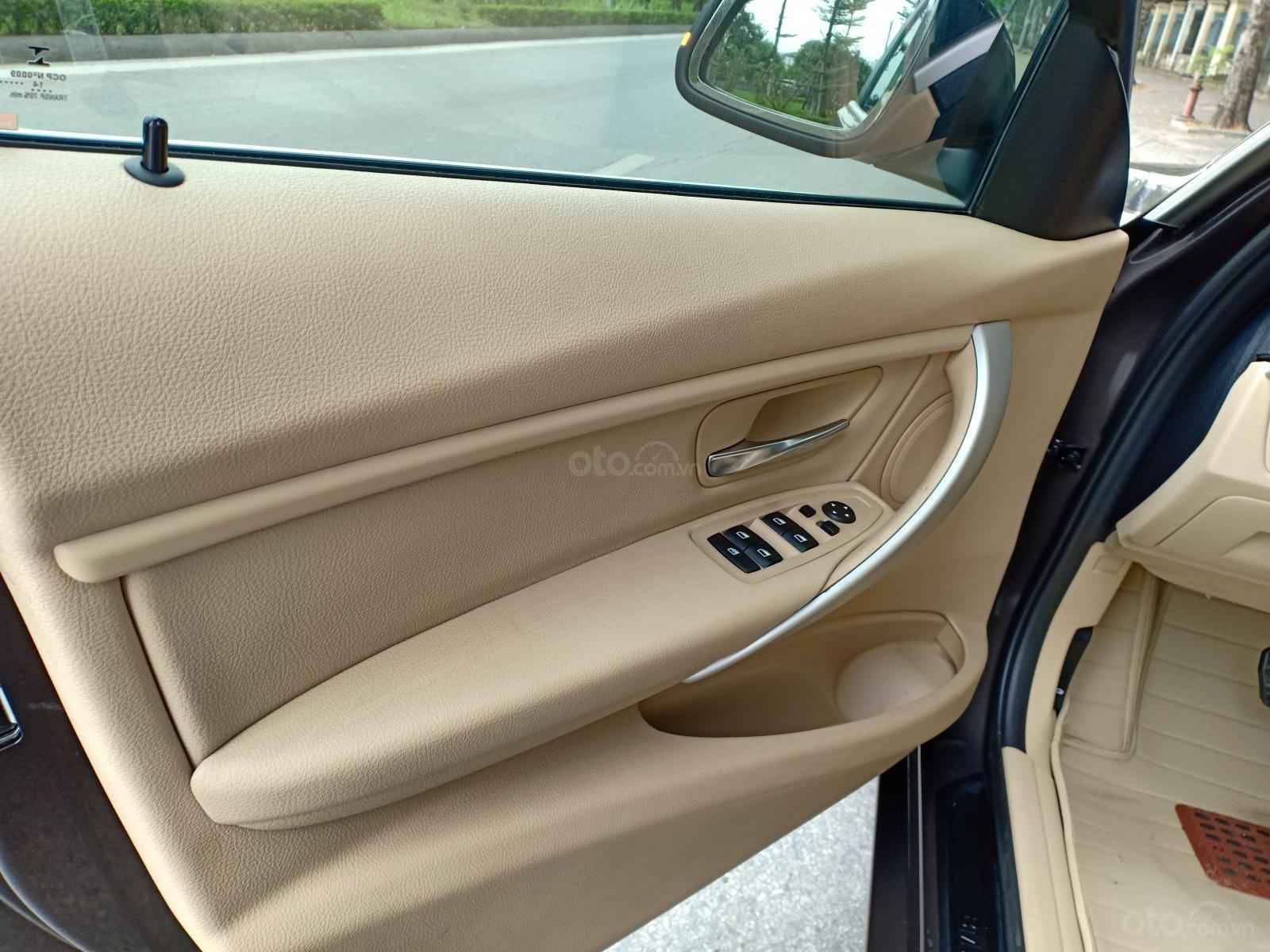 Cần bán xe BMW 3 Series 320i F30 đời 2015, màu nâu nhập Đức, 990tr-10